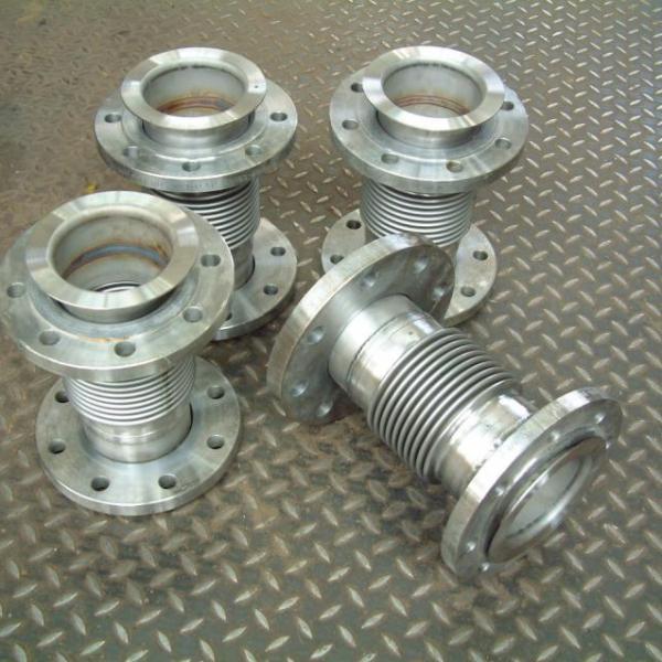Arcflex metal bellows