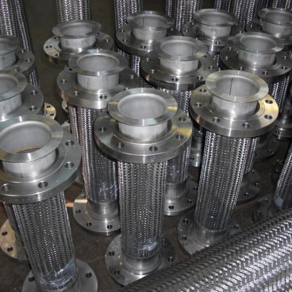 Braided Metal Hose Production