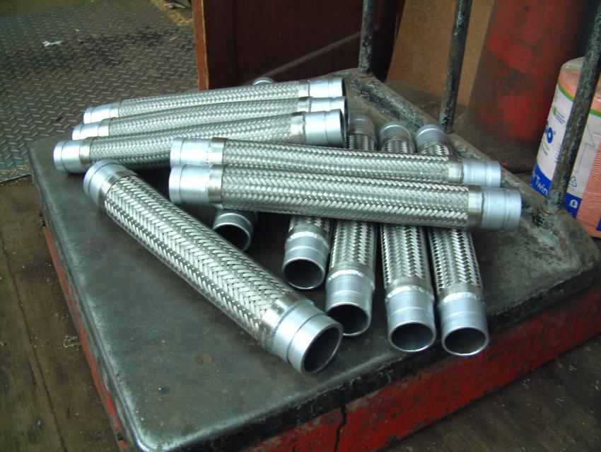 Stainless Steel Braided Hose Archives - Arcflex