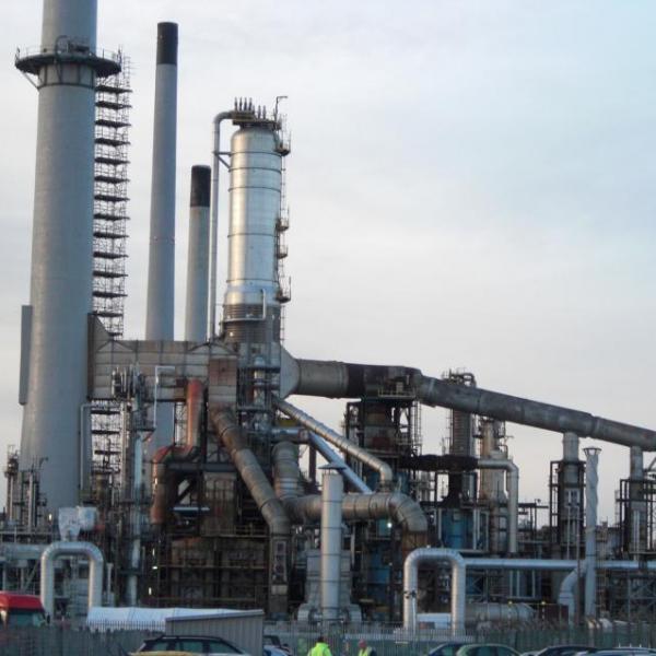 Industrial Hoses in Situ