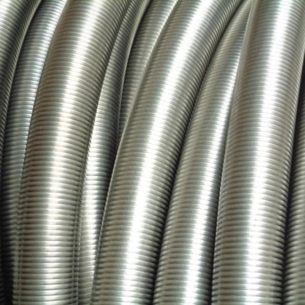 steel braided hose