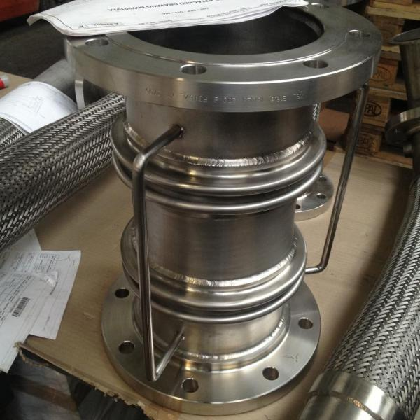 Metal Bellows Design & Assembly