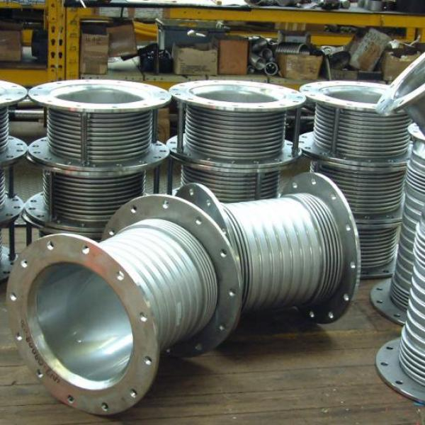 Metal Bellows in a Range of Sizes