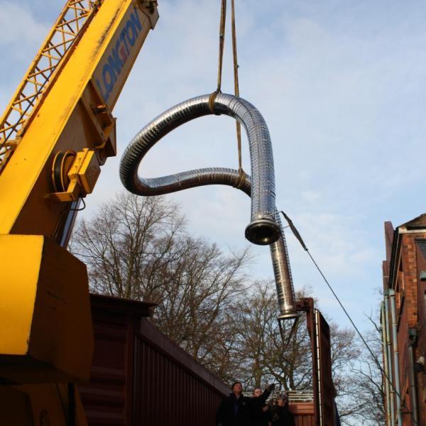 Metal Hose Installation