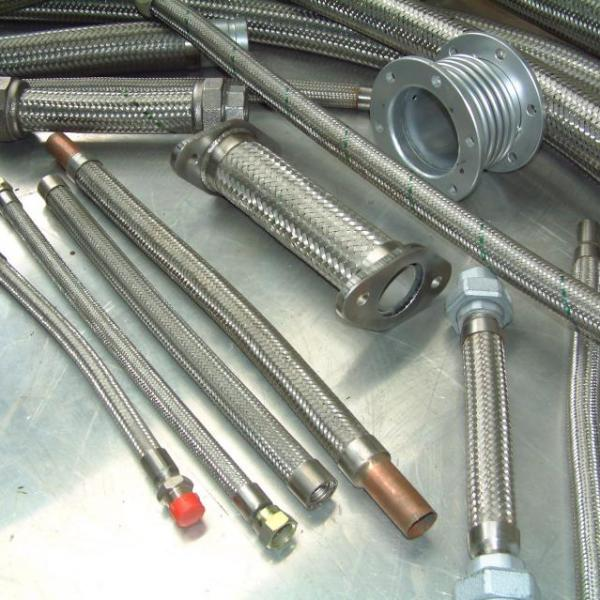 Metal Hoses and Assemblies