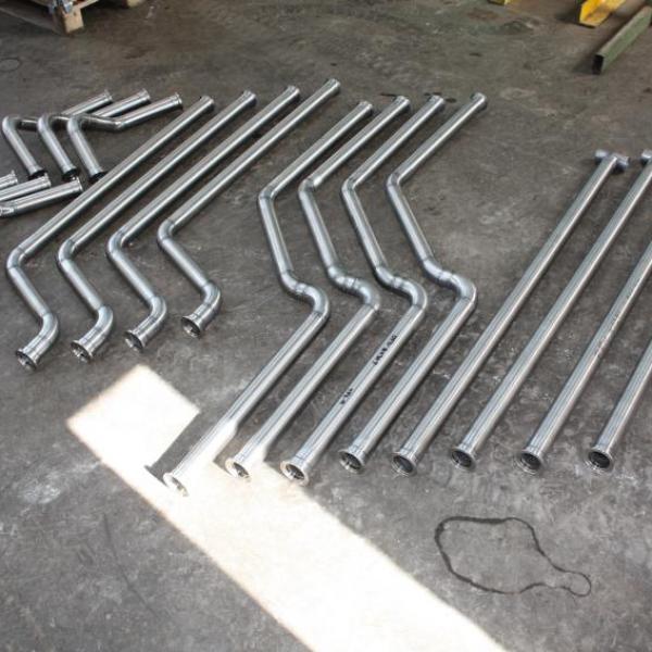 Metal Pipe Design