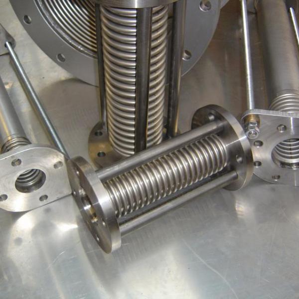 Metal bellow design - Arcflex