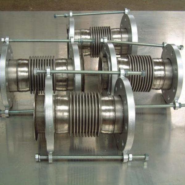 Metal bellows assembly
