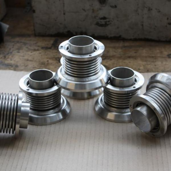 Multiple Metal Bellows