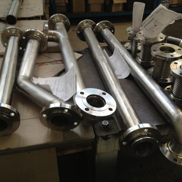 Pipe Fabrication Elements