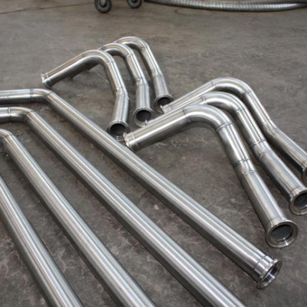 Precision fabricated pipes