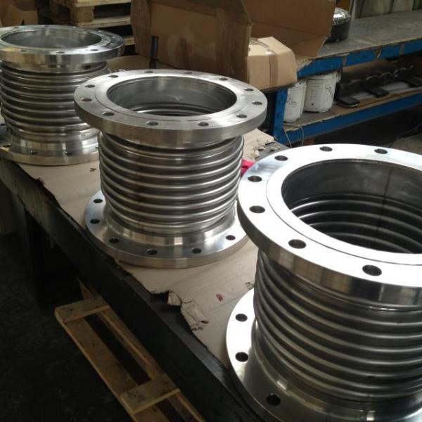 Round Metal Bellows