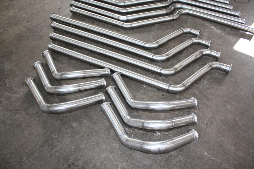 Experts in The Design & Manufacture of Pipe Fabrications - Arcflex