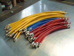 metallic hoses